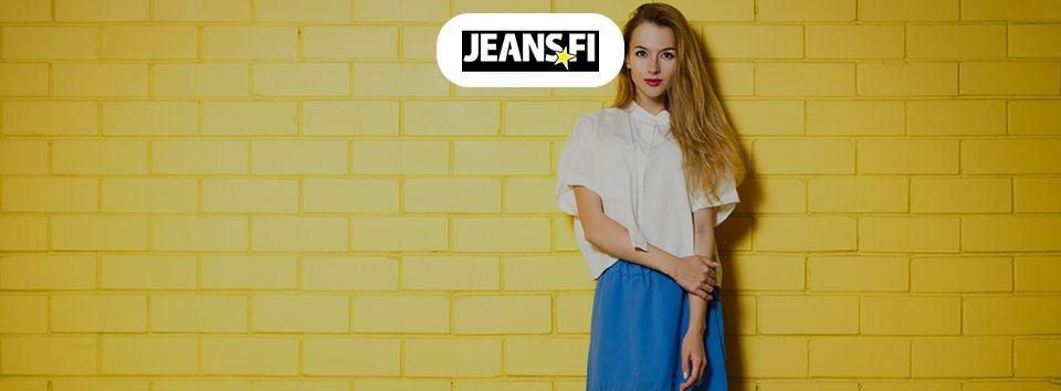 Jeans.fi alennuskoodi