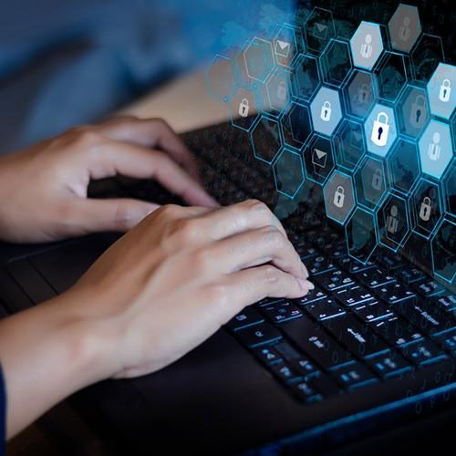 Laptop internet security