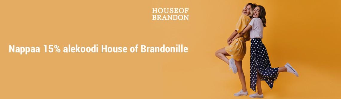 House of Brandon alennuskoodi